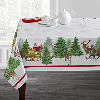 Best christmas tablecloth runners Reviews