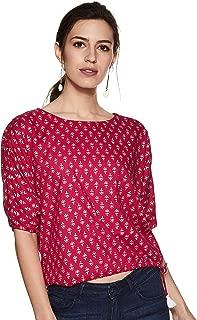 ABOF Women's Regular fit Top