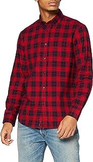 United Colors of Benetton Camicia Camisa para Hombre