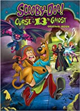 Scooby-Doo! and Curse of 13th Ghost(DVD)