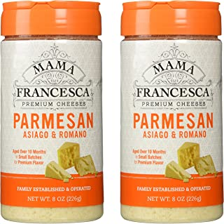 Best grated parmesan romano cheese Reviews