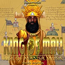 UrbanToons The King of Mali: Rise of Mansa Musa THIRD EDITION (Graphic Novel): African American Children's Books (African Moors Kings and Queens Book 1)