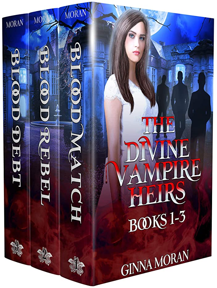 州彼らは下に向けますThe Divine Vampire Heirs Box Set: Books 1-3 (The Divine Vampire Heirs Series Collection Book 1) (English Edition)