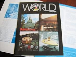 Walt Disney World , World Magazine 1976 , The World News 1977