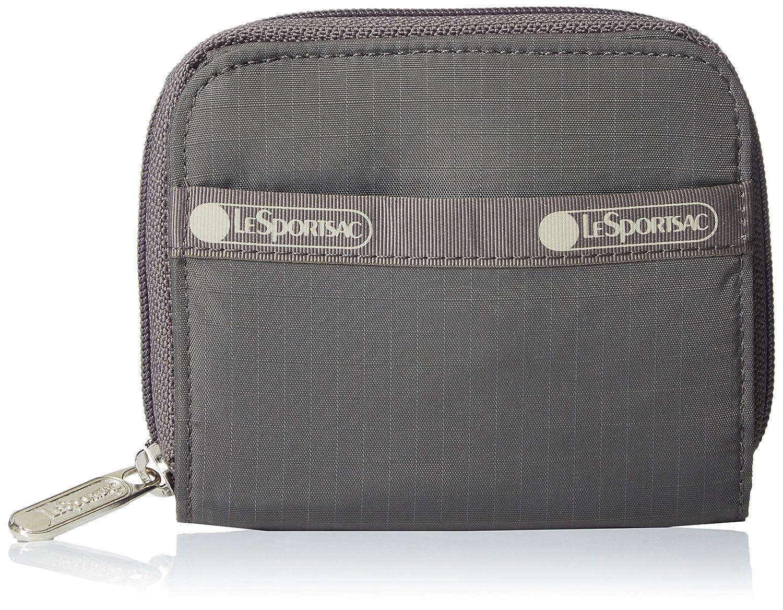 [レスポートサック] 財布 CLAIRE K743:チャコールシークレット 6505K743