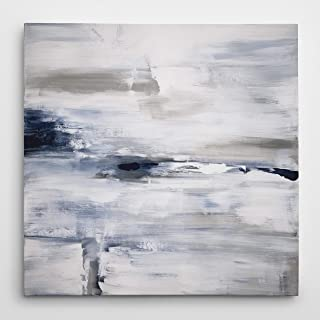 WEXFORD HOME Shifting Tides I Gallery Wrapped Canvas Wall Art, 40x40, II