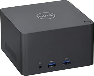Dell Wireless WiGig Tri Band Dock Replicator For Select Latitude Models With WiGig Module/Antenna (WLD15 452-BBUX CTKM5) (Renewed)