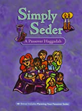 Simply Seder: A Passover Haggadah and Family Seder Planner