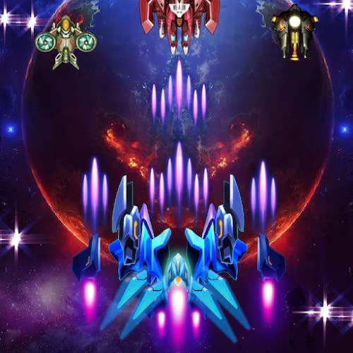 Galaxy Sky Strike Force - Space Invaders Alien Shooter Free