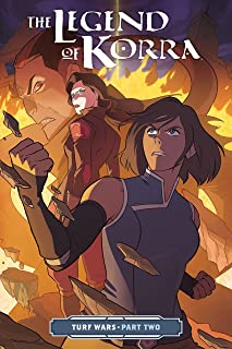 Legend Of Korra, The: Turf Wars Part Two (The legend of