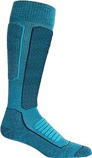 Icebreaker Merino, Wmns Ski+ Medium Otc Ski+ - Calcetines de lana de merino (tamaño mediano) Mujer