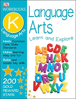 DK Workbooks: Language Arts, Kindergarten: Learn and Explore