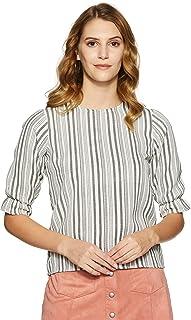 Krave Women's Striped Regular Top