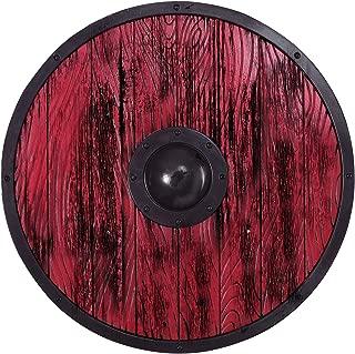 Vikings Ragnar Lothbrok Red Toy Shield