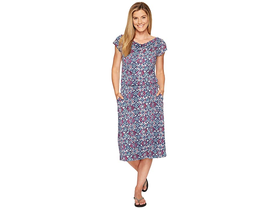 Royal Robbins Noe Sevilla Dress (Plum Wine) Women
