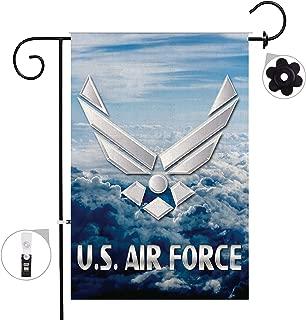Best air force garden flags Reviews