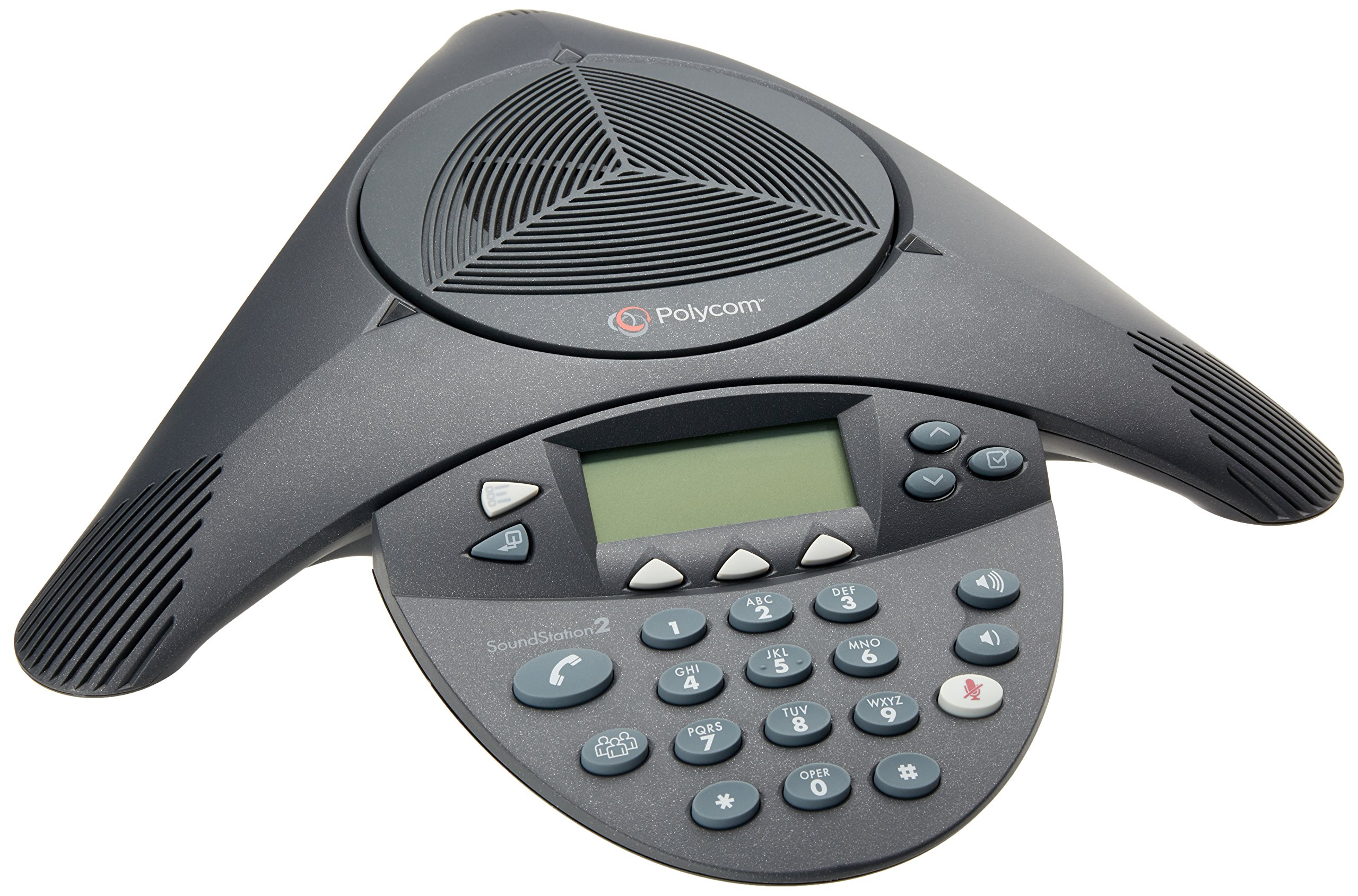 Polycom SoundStation2 Expandable Conference 2200 16200 001