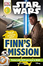 DK Readers L3: Star Wars: Finn's Mission: Find Out How Finn Can Save the Galaxy! (DK Readers Level 3)