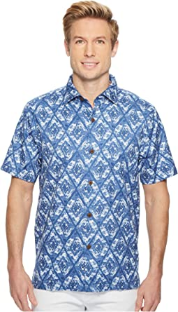 Tommy Bahama - Deep Water Diamond Shirt