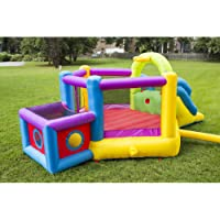 Bounce N Play Super Fort Sport Bounce
