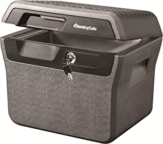 Sentry Safe FHW40200 18.4L Large Keyed Fire Water Chest