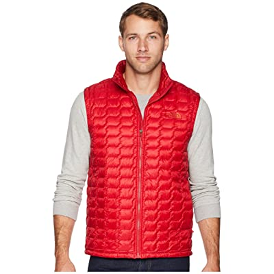 The North Face Thermoball Vest (Rage Red) Men