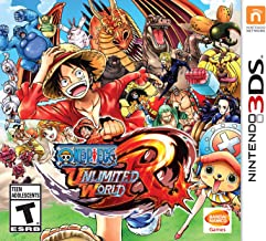One Piece: Unlimited World Red - Nintendo 3DS Standard Edition