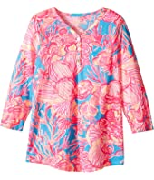 Lilly Pulitzer Kids - Mini Palmetto Tunic Top (Toddler/Little Kids/Big Kids)