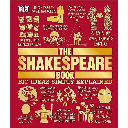 Amazon The Shakespeare Book Big Ideas Simply Explained