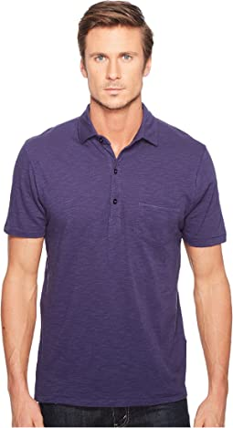 Alternative - Washed Slub Fairway Polo