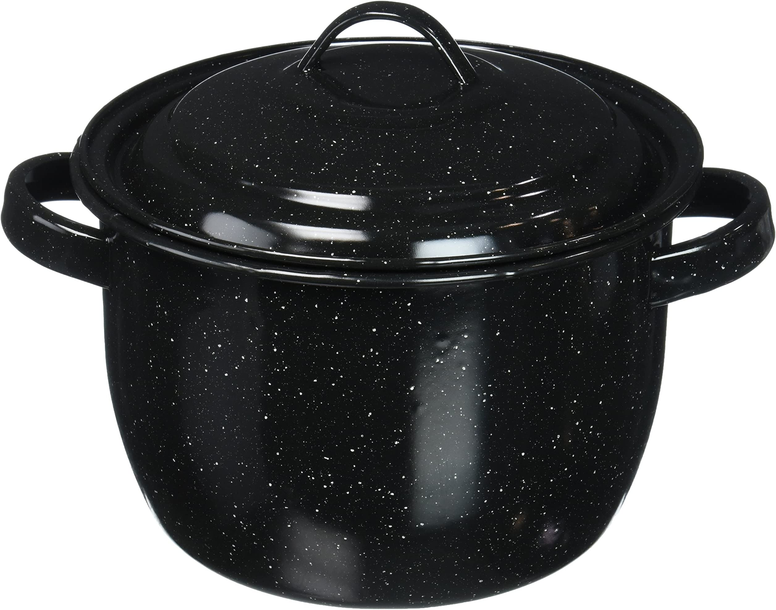 Granite Ware 4QT Basin Food Safe Nonstick Porcelain Steel Serving Platter Dish