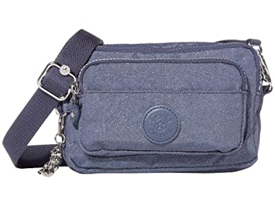 Kipling Multiple Convertible Waistpack (Navy Blue Galaxy Twist) Handbags