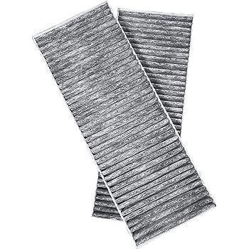 Cleanair Bora BASIC Aktivkohlefilter-set 2 Filter für BIU//BHU//BFIU von Kf3tec
