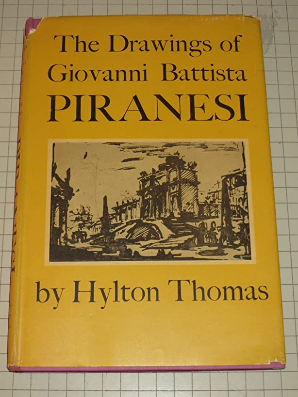 The Drawings of Piranesi