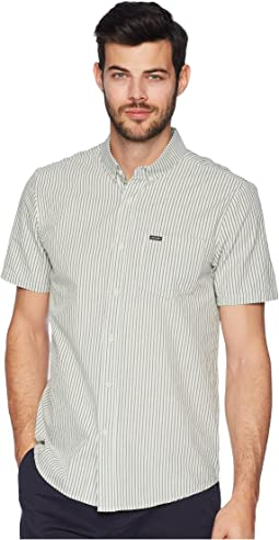 Volcom Mix Bag Short Sleeve Woven Top