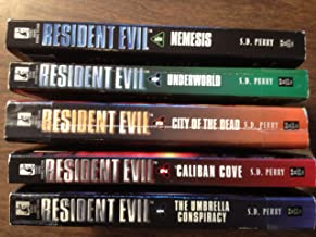 RESIDENT EVIL: Book (1) One: The Umbrella Conspiracy; Book (2) Two: Caliban Cove; Book (3) Three: City of the Dead; Book (...