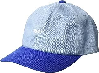 Obey Men's Wardlow 6 Panel Snapback Hat