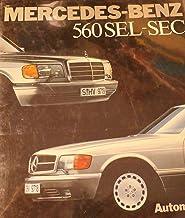 MERCEDES-BENZ 560 SEL-SEC