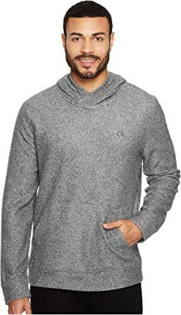 Calvin Klein Jeans - Brushed Cozy Crossover Hoodie