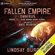A Fallen Empire Omnibus: Books 1-3