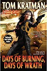 Days of Burning, Days of Wrath (Carrera Series Book 8) Kindle Edition
