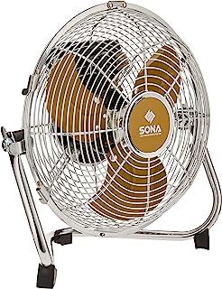 "Sona SCF 6031 8"" Air Circulator Fan,Multicolour"