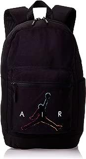 Nike Unisex-Child Jan Chenille Backpack, Black (Multi) - NK9A0311-K5T