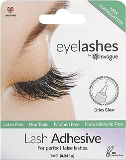 Invogue Lash Glue 7ml - Clear Adhesive