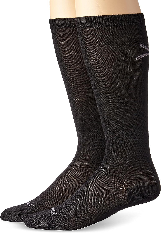 Terramar Merino Wool Liner Sock (2 Pack)