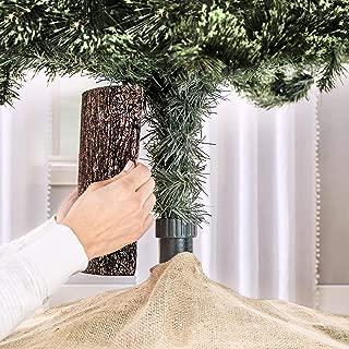 THE CHRISTMAS TREE HUGGER - Christmas Tree Skirt Accessory, Christmas Tree Collar, Christmas Tree Ring, Tree Box