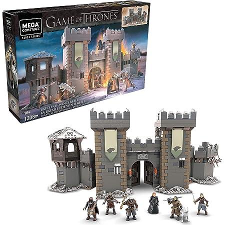 Mega Construx- Game of Thrones Juego de Tronos (Mattel GMN75)