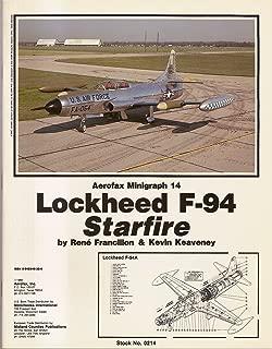 lockheed f 94 starfire