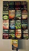 Krewe Hunter Series Set 1-17 (Phantom Evil,Heart,Sacred,Inside,Unseen,Unholy,Unspoken,Uninvited,Night Watching,Alive,Forever,Cursed,Hexed,Betrayed,Silenced,Forgotten,Hidden)