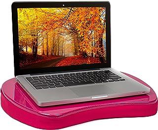 Sofia + Sam Mini Memory Foam Lap Desk Color: Pink